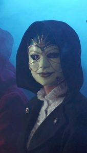 Stunning video of steampunk carnivale masks.